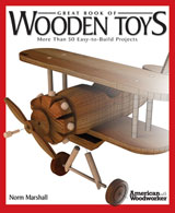 Wooden toys plans for kids