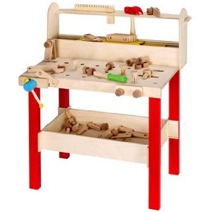 woodworking plans kids workbench