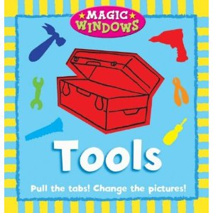 Tools, a magic windows book