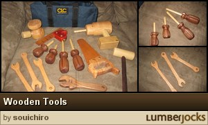 hand made tools for kids