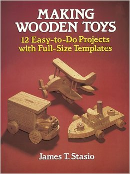 Cover of Making Wooden Toys